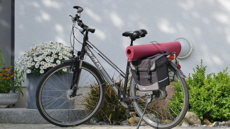 equipaggiamento della bici