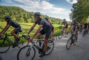 protezione della testa in bicicletta