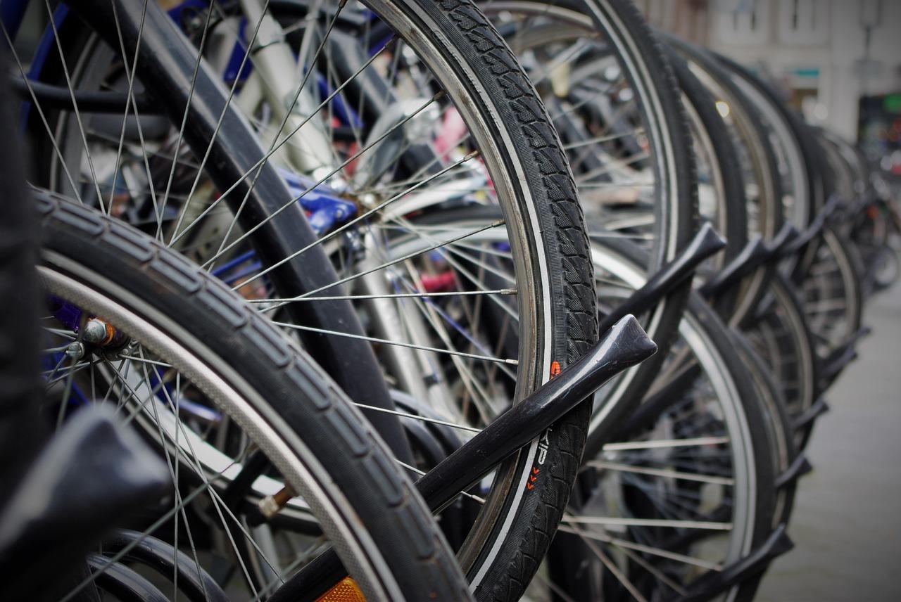 ruote della bici