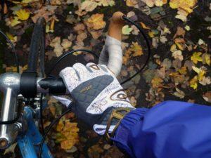 guanti per bici
